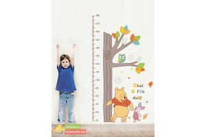 Как изменяется рост ребенка от года до семи лет