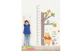 Как изменяется рост ребенка от года до семи лет?