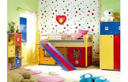 Как можно обустроить детскую игровую комнату