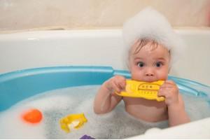 Чем купать ребенка?